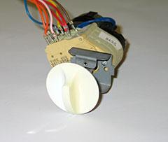 Gasbutik - White Knight - Timer, 140m, EC4817.02B, eco43A