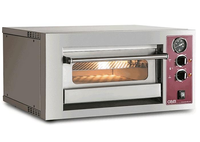 OEM Pizzasystem DK - Start Bordplade Pizzaovn højtemperaturs ovn