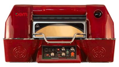 Gasbutik | OEM Pizzasystem | Helios roterende ovn