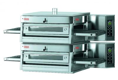 Gasbutik | OEM Pizzasystem | Henergo dobbelt ovn