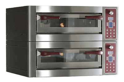 Gasbutik | OEM Pizzasystem | Energy 435/2 Dobblet el-ovn