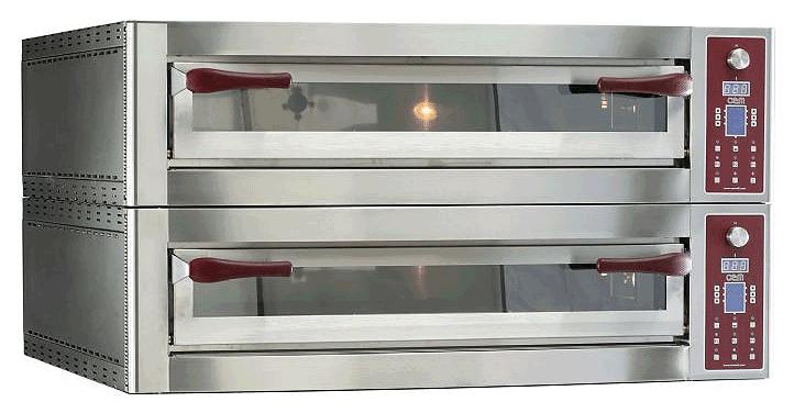 Gasbutik | OEM Pizzasystem | Energy 635/2 Dobblet el-ovn