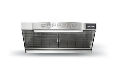 Gasbutik | Cuppone | Caravaggio Emhætte KCR835AS