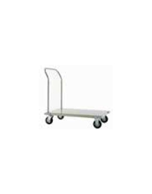Trolley for plast bakker, Rustfri stål OMAZA33