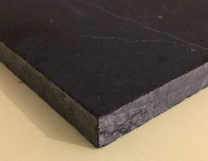 Sort marmor 2 cm