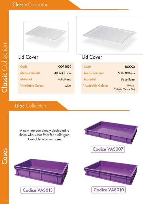 Dough Cases   Lilac Collection