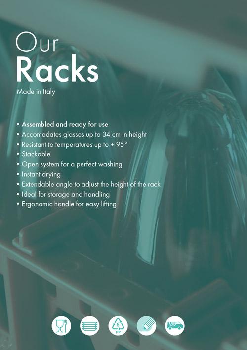 Gazelco   Racks   Sanitary Plastics