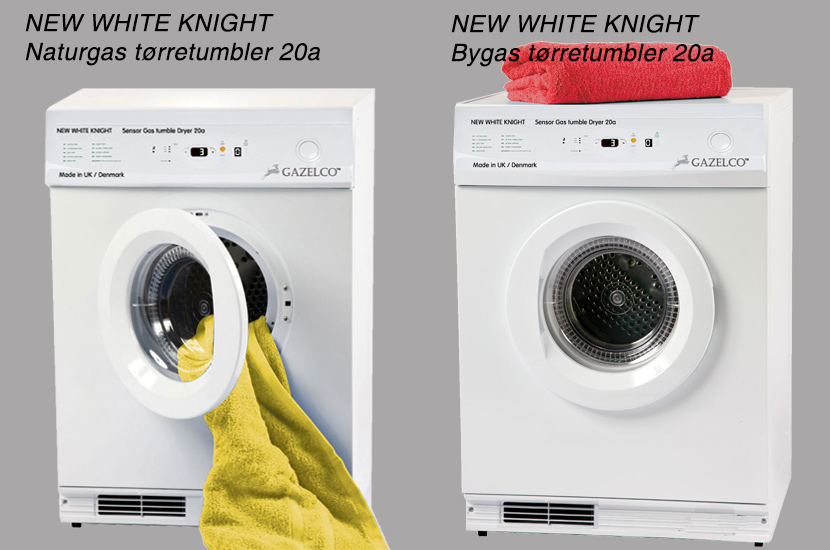 New White Knight 20a